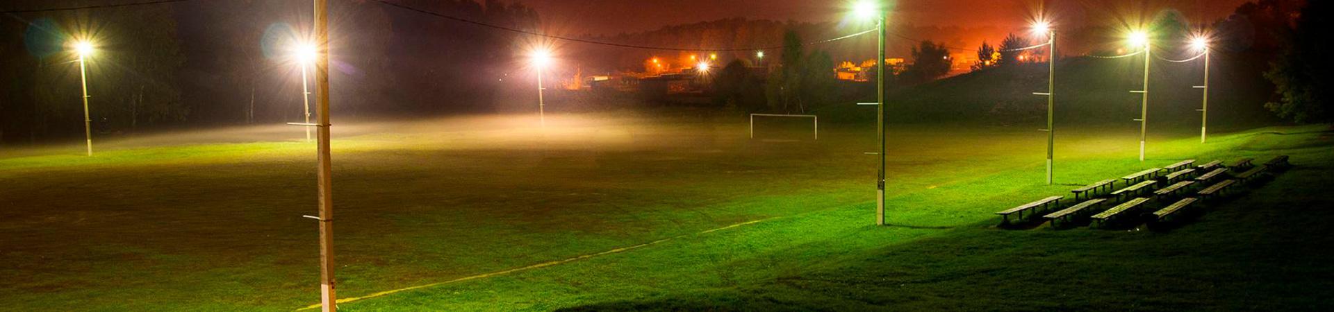 Iluminación de Campo Deportivo